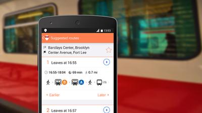 App de transporte público Moovit vai ganhar integração com o Uber