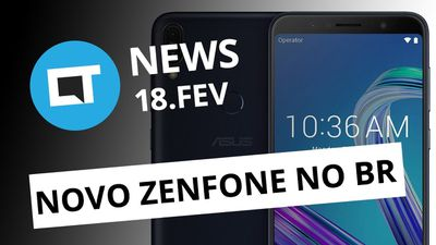 Xiaomi mostra o Mi 9; Zenfone exclusivo do Brasil e + [CT News]