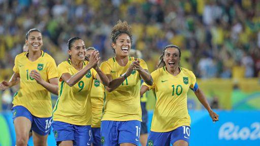 Rio 2016: futebol feminino foi o esporte mais comentado no Facebook Brasil
