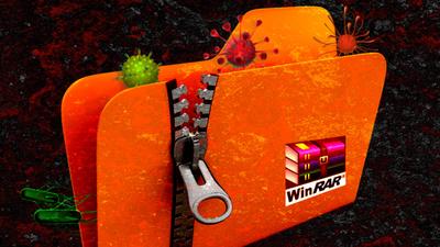 ESET alerta para casos de ransomware usando bug encontrado no WinRAR
