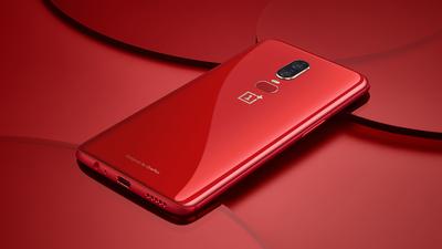 OnePlus 6 será lançado em nova versão na cor vermelha