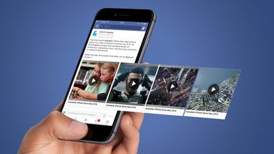 Facebook lança o 'Watch' para concorrer com YouTube e Netflix