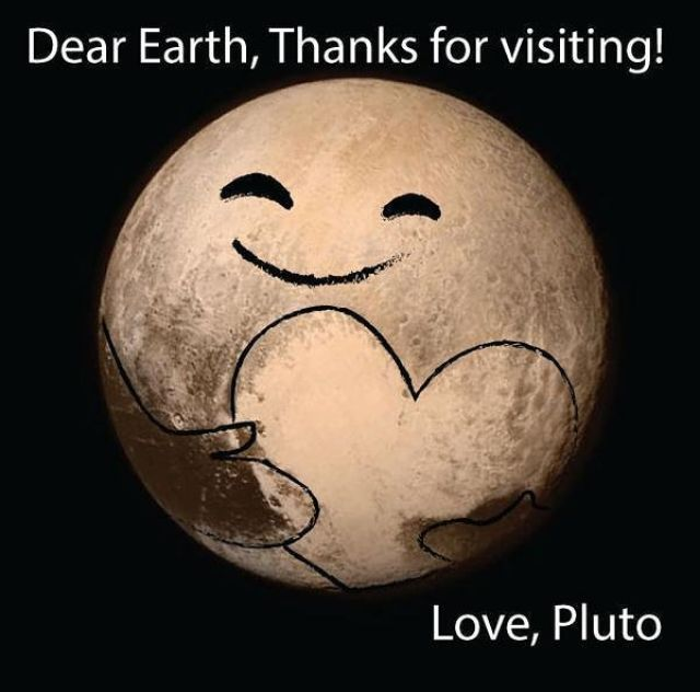 Plutão meme