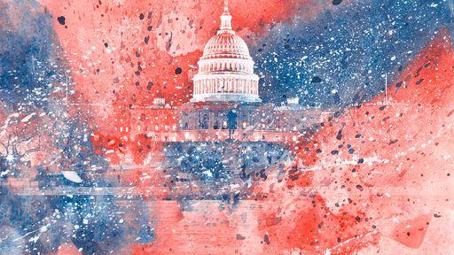 Airbnb está cancelando reservas em Washington durante posse presidencial nos EUA