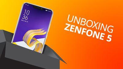 Asus Zenfone 5 [Unboxing / Primeiras impressões] - Canaltech