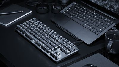 Razer lança teclado mecânico básico e compacto, sem luzes coloridas