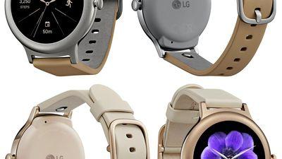 LG Watch Style: vazam primeiras imagens do novo smartwatch da sul-coreana