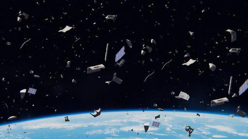 Cientistas propõem derreter satélites aposentados para reduzir o lixo espacial