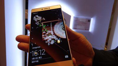 [Hands-on] Testamos o novo Huawei P8, direto da China
