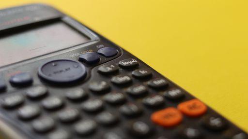 Como usar a calculadora científica no iPhone