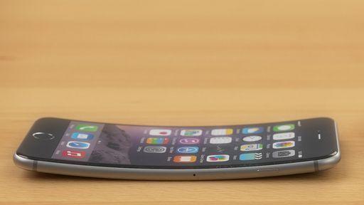 Doença do Touch: síndrome dos iPhones 6 ocorre porque eles entortam