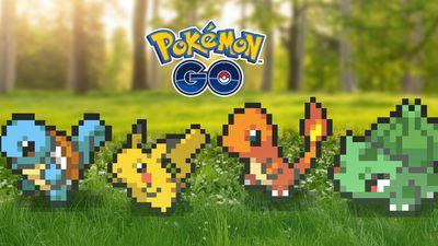 Pokémon GO | Brincadeira de 1º de abril deixa os Pokémon com visual retrô