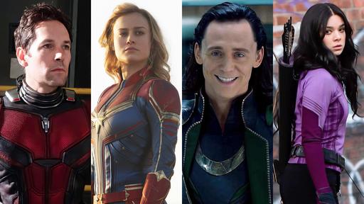 Confira o calendário completo da Fase 4 do Universo Cinematográfico Marvel