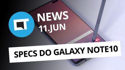 Xiaomi anuncia Mi Band 4; Galaxy Note10 tem detalhes revelados; e + [CT News]
