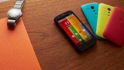 Moto G é o smartphone mais procurado pelos brasileiros