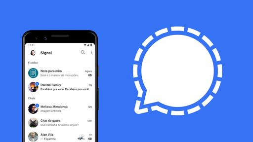 Como usar o Signal, rival do WhatsApp