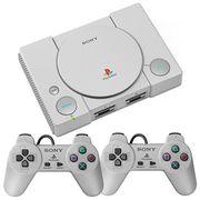Ps1 Classic - 20 Jogos na memória + 2 Controles + HDMI