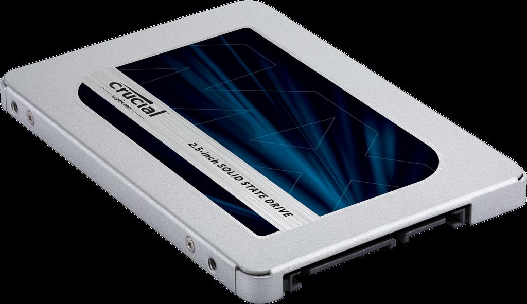 Sem firulas, o Crucial MX500 aposta na simplicidade e bom funcionamento para conquistar o usuário