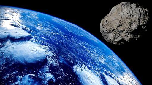 Asteroides se aproximam da Terra o tempo todo, mas não estamos em risco!