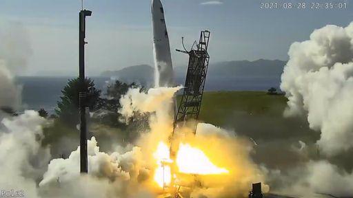 """Foguete da Astra voa """"de lado"""" e não alcança a órbita; veja o vídeo"""
