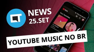 YouTube Music; Anonymous hackeia Ministério; Pornô de vingança é crime [CT News]