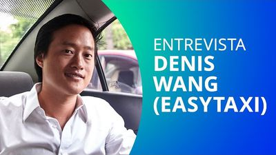 Dennis Wang, CEO global do EasyTaxi [Relate Live | CT Entrevista]