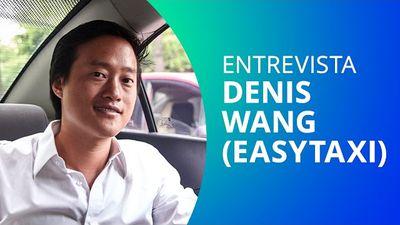 Dennis Wang, CEO global do EasyTaxi [Relate Live | CT Entrevista]