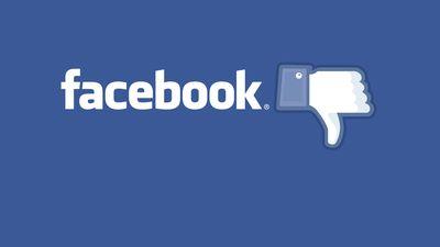 Facebook está deletando publicações feitas em conjunto com o Twitter