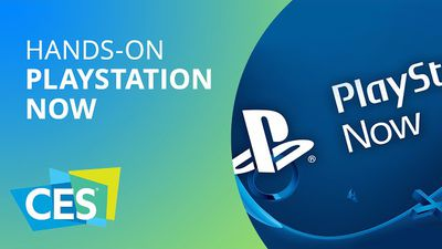 PlayStation Now [Hands-on | CES 2014]