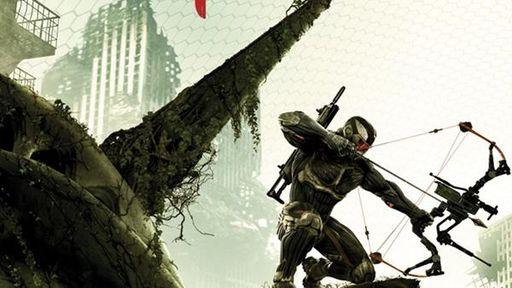 Crysis 3 será primeiro grande lançamento para 2013