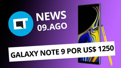 Galaxy Home; Fortnite para Android; Galaxy Note 9 por até US$ 1.250 e+ [CT News]