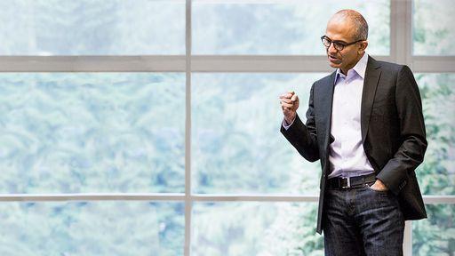 Satya Nadella é apontado como presidente da Microsoft