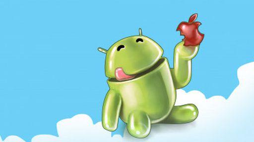 Estudo da Apple aponta motivo do Android seguir na liderança no mercado móvel