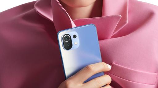 Xiaomi 11 Lite 5G NE é anunciado com corpo fino, design conhecido e preço baixo
