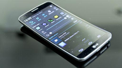 LG apresenta G Flex 2 com Snapdragon 810 e controle por gestos