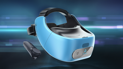HTC revela headset de realidade virtual independente e cancela Daydream nos EUA