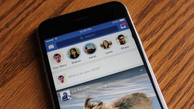 Facebook Stories está chegando às Páginas da rede social