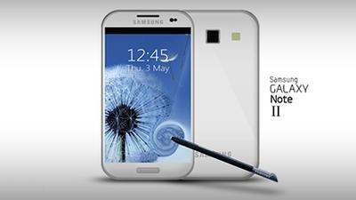Samsung irá apresentar o Galaxy Note II no dia 29 de agosto em feira alemã