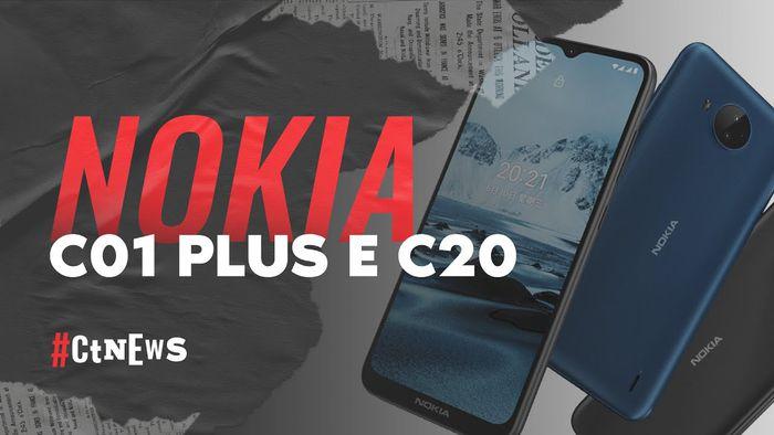 CT News — Novos Nokia no Brasil, Capitão Kirk no espaço e mais!