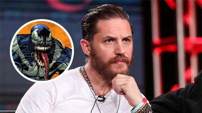 """Tom Hardy será Venom no novo filme derivado de """"Homem-Aranha"""""""