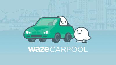 Waze Carpool, serviço de caronas da Waze, chega ao Brasil nesta terça (21)