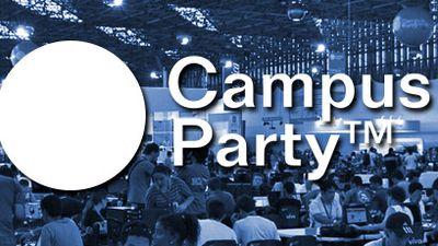 Campus Party BR 2013: bancadas e cabos de rede já estão instalados no pavilhão