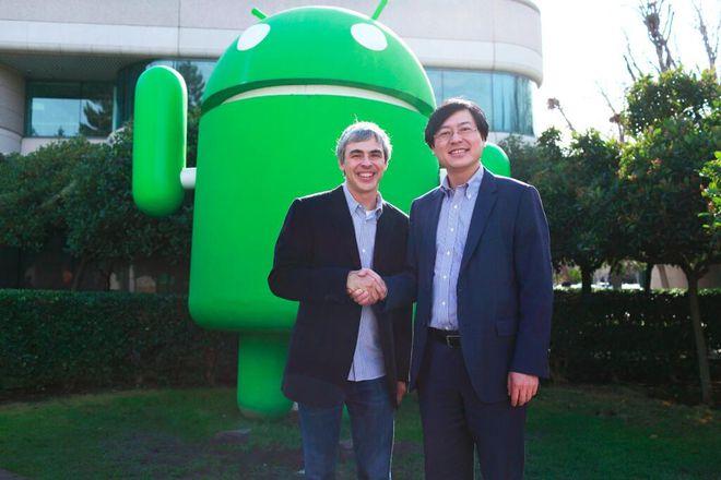 Google e Lenovo
