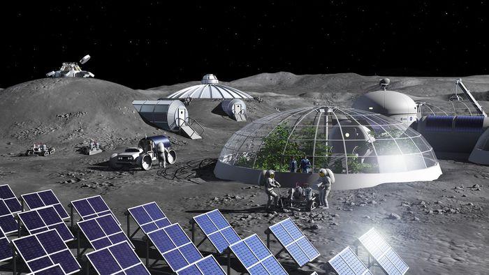 Cientistas descobrem como produzir oxigênio a partir de poeira da Lua