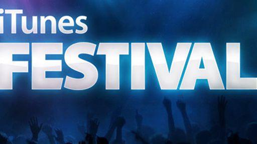 Assista aos shows do iTunes Festival ao vivo em seu aparelho iOS ou pela web!