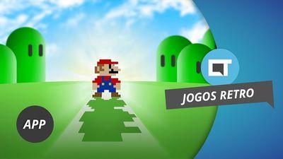 Os melhores jogos retrô [Dica de App]