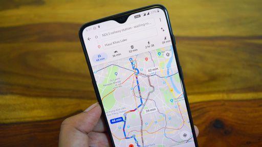 Como apagar o histórico de pesquisas do Google Maps