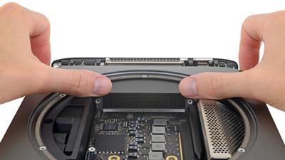 Análise de teardown mostra que Mac mini 2018 é mais fácil de reparar
