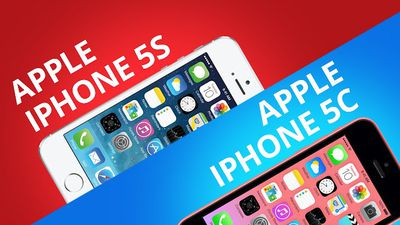 iPhone 5S VS iPhone 5C [Comparativo]