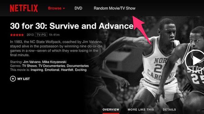 Extensão para Netflix